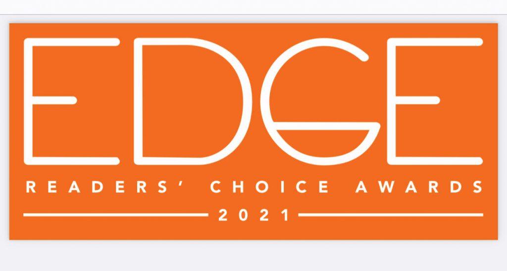 Edge Readers' Choice Award